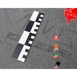 Freccia metrica - 20 cm
